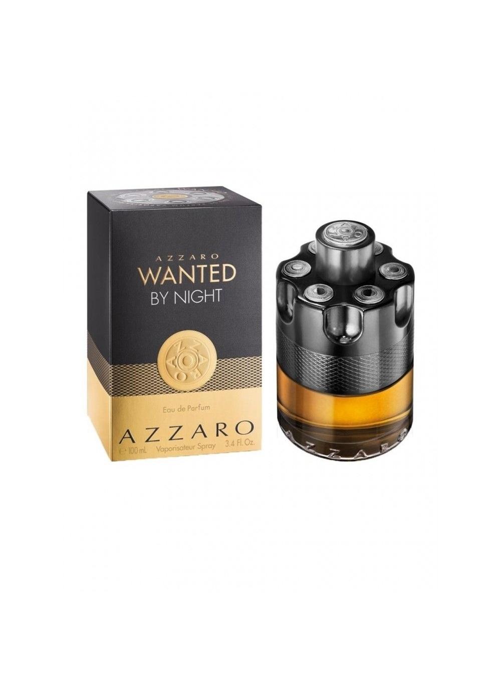 Erkek Azzaro Wanted By Night Edp 100Ml Parfüm